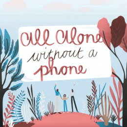 All-alone-without-a-phone_Cover